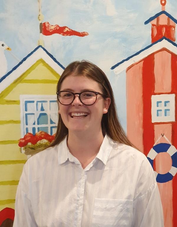 Amelia McDonald - Occupational Therapist
