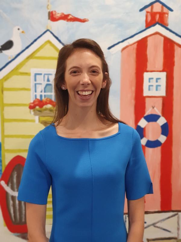 Dr Katherine Parkhurst