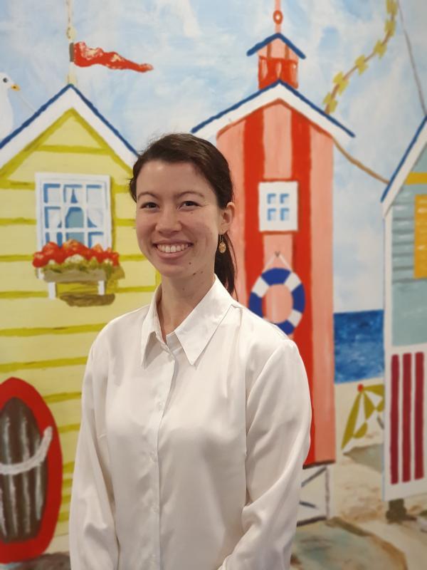 Nicola Anglin - Speech Pathologist