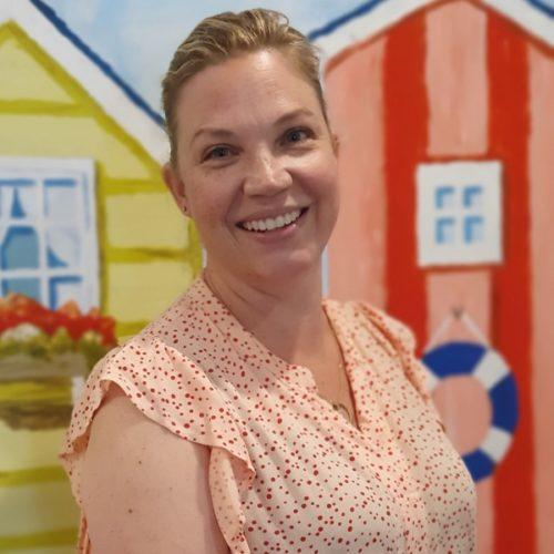 Skye Simons - Occupational Therapist